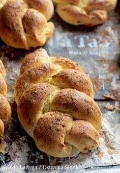 BEZGLUTENOWE CYNAMONOWE CHAŁKI Gluten Free Recipes, Healthy Recipes, Free Food, Delicious Desserts, Cake Recipes, Clean Eating, Food Porn, Food And Drink, Sweets
