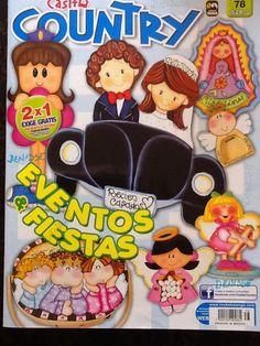 Revistas de manualidades gratis: manualidades para eventos y fiestas country