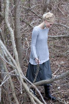 Diana Ribbed Tunic - free pattern