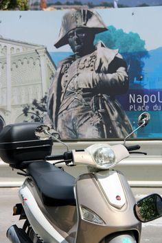 Ajaccio oder Napoléon überall.