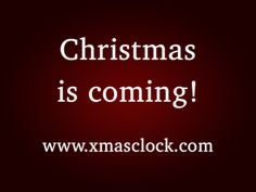 Christmas Countdown 2015 - Find out how many days until Christmas 2015