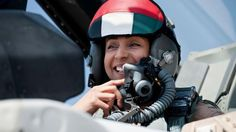 UAE Maj. Mariam al-Mansouri, the first Emirati female fighter jet pilot, The first female air force pilot helped carry out airstrikes against Islamic State militants. OOPS GOTTEN BY A GIRL....THAT MEANS YOU GO STRAIGHT TO HELL....