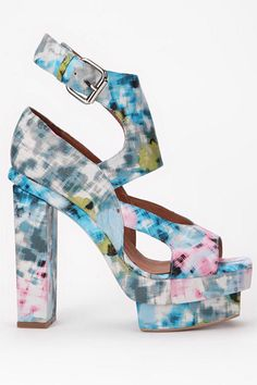 14 crazy pairs of shoes to turn the volume UP on your outfit! Spring Heels b5d6942ad