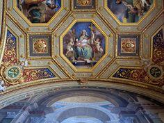 Fotografiado en el Museo del Vaticano. FIDES