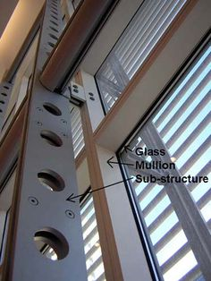 Curtain wall detail, NY Times Headquarters, NYC wall Jonathan Ochshorn - Lecture notes, ARCH Building Technology I: Materials & Methods Purple Curtains, Drop Cloth Curtains, Burlap Curtains, Boho Curtains, Colorful Curtains, Curtains With Blinds, Patterned Curtains, Ikea Curtains, Yellow Curtains