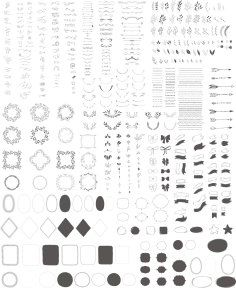 Decoration Toolkit Pack Free Vector Lattice Screen, Cd R, House Vector, Laser Cut Patterns, Decorative Screens, Cnc Router, Vector File, Tool Kit, Line Art