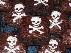 Pirate Brownies