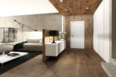 Tv Stand Room Divider, Living Room Divider, Home Living Room, Living Room Decor, Small Appartment, Living Room Color Schemes, Aesthetic Room Decor, Room Colors, Home Decor Inspiration
