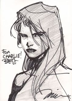 Psylocke - X-Men - Jim Lee, in CharlieRamirez's Artwork Comic Art Gallery Room - 896058