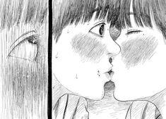 Blood On The Tracks, Chica Anime Manga, Anime Art, See Images, Webtoon, Illustration, Cute Girls, Comics, Drawings