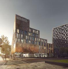 schmidt hammer lassen to realize dynamic campus for utrecht university of applied sciences