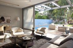 Rectangular Box Optimized for Contemporary Living: SL House in Tel Aviv, Israel