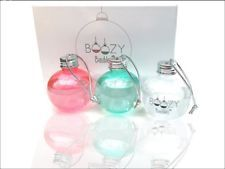 Boozy Baubles 6 Pack Of Gin Baubles, Fill These Baubles With A Booze Of Your Choice Vodka, Whisky, Rum, Great Christmas Gift Idea Great Christmas Gifts, Christmas Baubles, Gin Recipes, Spirit Gifts, Whisky, Rum, Vodka, Alcoholic Drinks, Perfume Bottles