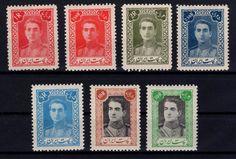 IRAN – 1942 / 1946