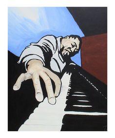 Piano improvisation using soulful chord progressions