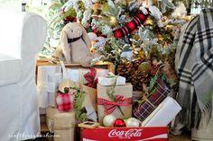 Craftberry Bush: Home for the Holidays - Christmas House Tour 2013