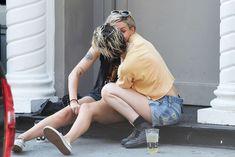 Kristen Stewart Dating Dylan Meyer Kissing Photo Reveals All