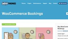 WooCommerce Bookings Extension v1.7.3 Download
