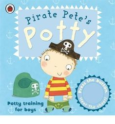 $8.38 Pirate Pete's Potty: A Ladybird Potty Training Book (Board book)