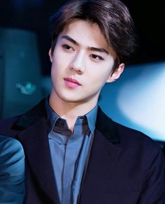 so Handsome Sehun ah..