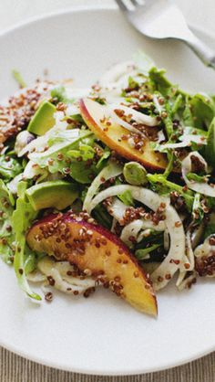 ... salads on Pinterest | Asian Salads, Fennel Salad and Salad Recipes