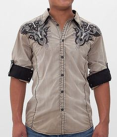 western hair styles roper embroidered west timberland western shirt snap 1313