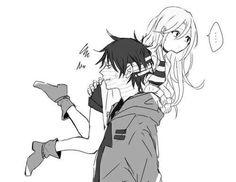 satsuriku no tenshi - zack x ray Art Manga, Manga Anime, Anime Art, Angel Of Death, Manga Romance, Couple Manga, Onii San, Rpg Horror Games, Satsuriku No Tenshi