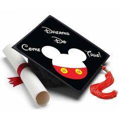Mickey Mouse Grad Cap Tassel Topper
