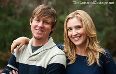 My fav bloggers.TheLetteredCottage! Hoping their HGTV pilot gets picked up!!!