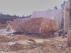 White Velvet quarry