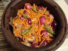 Sinhala Pickle recipe