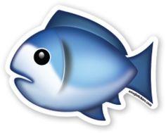 Fish | Emoji Stickers