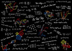 ***Here's how to teach yourself physics and math.*** Black holes, quantum entanglement, and worlds with 11 dimensions—get to know the amazing physics that governs our universe and the math behind it. Gcse Science, Physics And Mathematics, Physics Tuition, Learn Physics, Science Education, Math Wallpaper, 1080p Wallpaper, Big Data Technologies, Quantum Entanglement