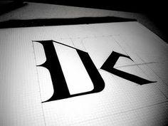 DK graphic design logo!