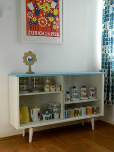 littletree designs: oh what a lovely drinks cabinet...