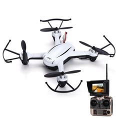 New Arrival JJRC H32GH 5.8G FPV With 2MP Camera 2.4G 4CH 6Axis Altitude Hold Mode RC Quadcopter RTF Mode2 RC Helicopter RC Toys  #AerialPhotography #TheDroneHut #Travel #Quadcopters #Drone