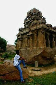 Mamallapuram ... Tamilnadu ..INDIA ...