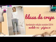 Burda Style Brasil - YouTube