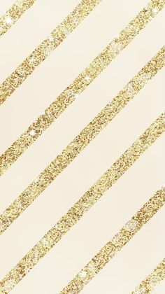 Gold glitter stripe