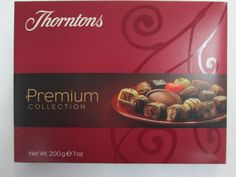 Thorntons Premium Collection 200g Chocolate Selection