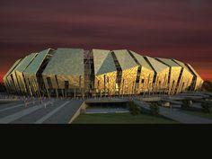 AFL secure Kuban FC Stadium, Krasnodar, Russia