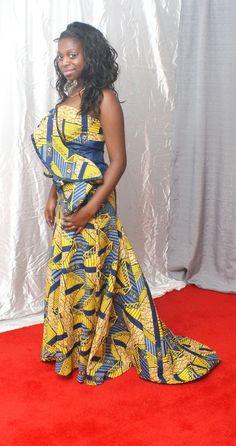 I love this! ~Latest African Fashion, African Prints, African fashion styles, African clothing, Nigerian style, Ghanaian fashion, African women dresses, African Bags, African shoes, Kitenge, Gele, Nigerian fashion, Ankara, Aso okè, Kenté, brocade. ~DK