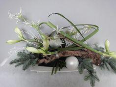 Kerststuk amaryllis