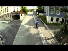 Trampe - bike lift