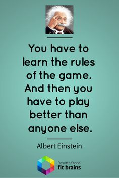 #Quote of the Day by #Einstein. #QOTD