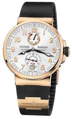 Ulysse Nardin Marine Chronometer Manufacture 1186-126-3/61