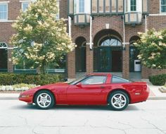 High price and low sales helped kill the mighty Corvette ZR-1 after 1995. #corvette