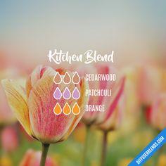 Kitchen Blend - Essential Oil Diffuser Blend