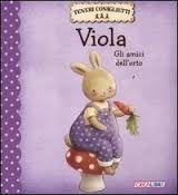Un libro tenero tenero, Viola, gli amici dell'orto, arrivato fra le novità di novembre a Babylonia, la biblioteca dei piccoli... ssimi.