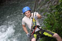 adr tour rappel   - Costa Rica